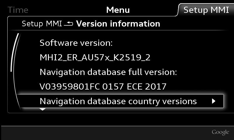 VW/Audi MIB/MMI, Porsche PCM4 navigation update,repair