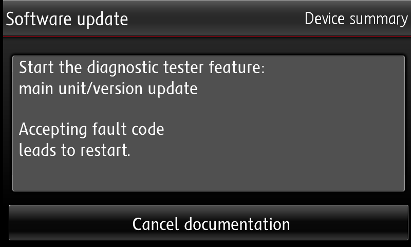 Device summary